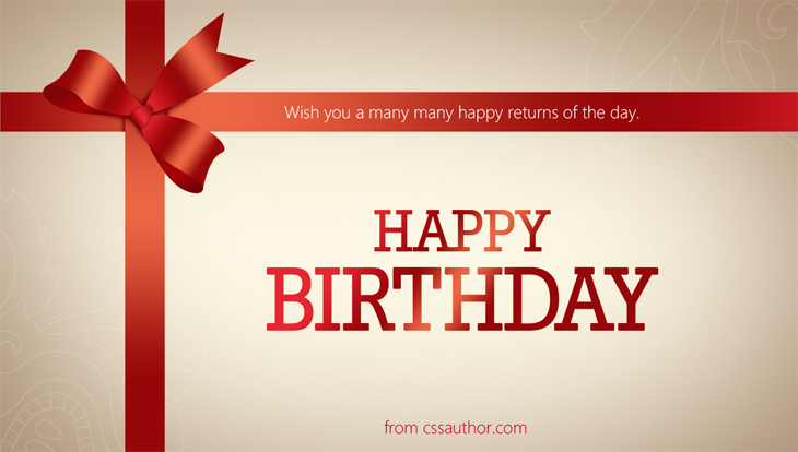 happy days memokraft – Greeting Cards Birthday
